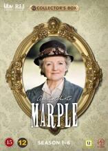 miss marple - sæson 1-6 - DVD