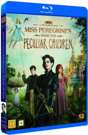 miss peregrines home for peculiar children - Blu-Ray
