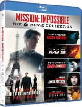 mission impossible 1-6 - box set - Blu-Ray