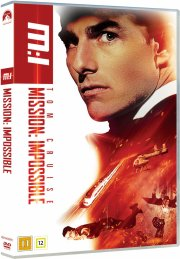 mission impossible 1 - DVD
