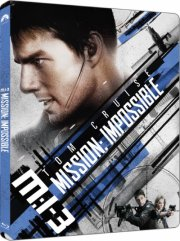 mission impossible 3 - steelbook - Blu-Ray
