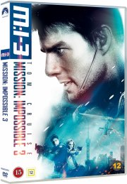 mission impossible 3 - tom cruise - DVD