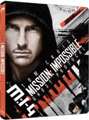 mission impossible 4 - ghost protocol - steelbook - Blu-Ray
