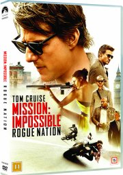 mission impossible 5 - rogue nation - DVD