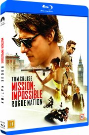 mission impossible 5 - rogue nation - Blu-Ray