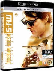 mission impossible 5 - rogue nation - 4k Ultra HD Blu-Ray