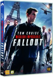mission impossible 6 - fallout - DVD
