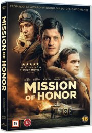 mission of honor - DVD