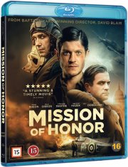 mission of honor - Blu-Ray