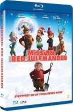 mission red julemanden / saving santa - Blu-Ray