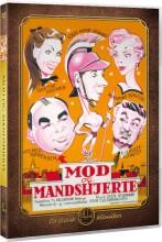mod og mandshjerte - DVD