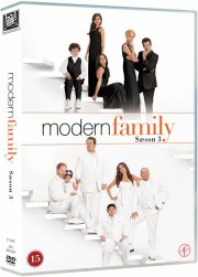 modern family - sæson 3 - DVD
