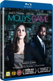 molly's game - Blu-Ray