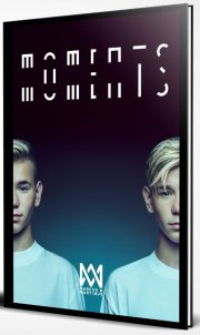 marcus og martinus - moments - hardcover edition - cd