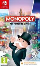 monopoly - kode i boks - Nintendo Switch