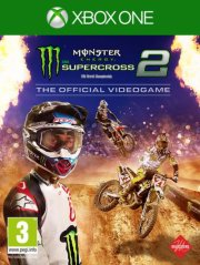 monster energy supercross - the official video game 2 - xbox one