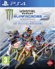 monster energy supercross - the official videogame 3 - PS4