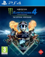 monster energy supercross - the official videogame 4 - PS4