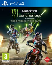 monster energy supercross - the official videogame - PS4