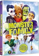 monster family / happy family - DVD