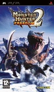 monster hunter: freedom 2 - psp