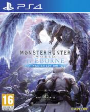 monster hunter world iceborne: master edition - PS4