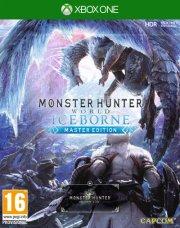 monster hunter world iceborne: master edition - xbox one