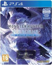 monster hunter world iceborne (steelbook edition) - PS4