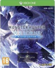 monster hunter world iceborne - master edition - steelbook - xbox one