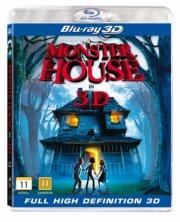 monster house - 3D Blu-Ray