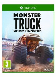 monster truck championship - xbox one