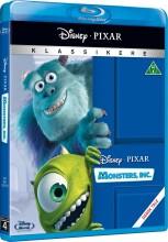 monsters inc - disney pixar - Blu-Ray