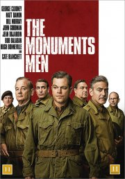 monumenternes mænd / the monuments men - DVD