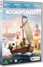 mumidalen - sæson 2 / moominvalley - season 2 - DVD