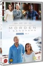 mord i skærgården / morden i sandhamn - sæson 6 - afsnit 3-4 - DVD