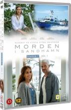 mord i skærgården - sæson 7 - vol. 1 / morden i sandhamn - DVD