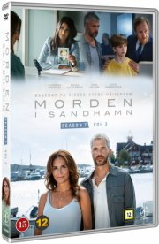 mord i skærgården - sæson 7 - vol. 2 / morden i sandhamn - DVD