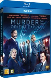 murder on the orient express - 2017 - Blu-Ray