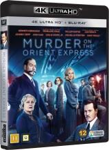 murder on the orient express - 2017 - 4k Ultra HD Blu-Ray