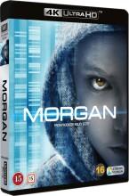 morgan - 4k Ultra HD Blu-Ray