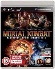 mortal kombat komplete edition - PS3