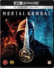 mortal kombat - 2021 - 4k Ultra HD Blu-Ray