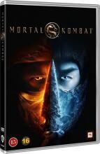 mortal kombat - 2021 - the movie - DVD