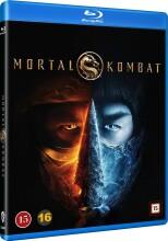 mortal kombat - 2021 - the movie - Blu-Ray