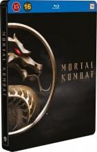 mortal kombat - 2021 - the movie - steelbook  - Blu-Ray