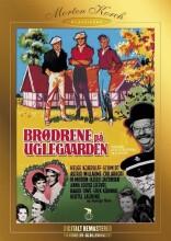 brødrene på uglegården - morten korch - DVD