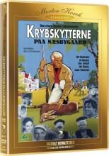 krybskytterne på næsbygård - morten korch - DVD