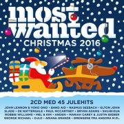 - most wanted christmas 2016 - cd