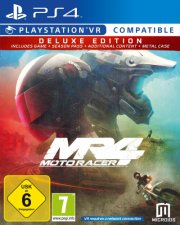 moto racer 4 - deluxe edition - PS4