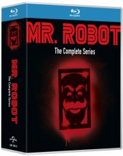mr. robot - sæson 1 - 4 - den komplette serie - Blu-Ray